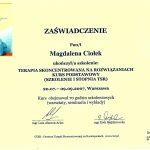 Dyplom TSR I