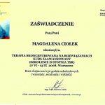 Dyplom TSR II